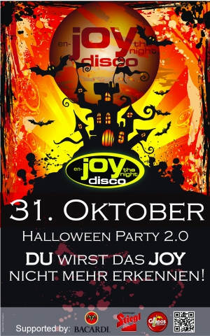 Joy - Halloween Party print